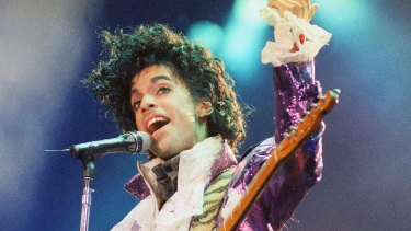 Prince made it not just possible but sexy for straight men to acknowledge their femininity.  (AP Photo/Liu Heung Shing, File)