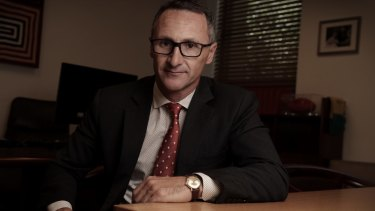 Richard Di Natale is urging Australian society to seek a better life-work balance for the sake of everyone.