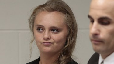 Michelle Carter is charged with involuntary manslaughter of Conrad Roy.