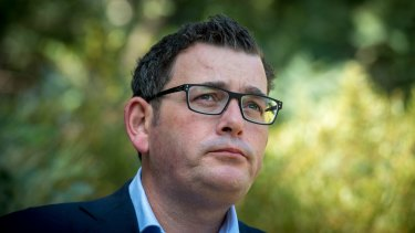 Premier Daniel Andrews has recognised the needs of renters too.