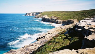 Sydney's Royal National Park was promoted as a possible World Heritage site.