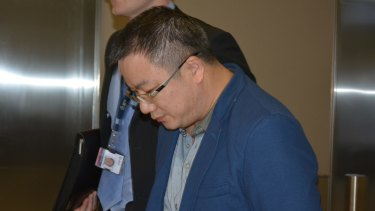 Steven Xiao was extradited to Australia in October 2014 facing charges relating to more than 100 illegal trades in miners Sundance and Bannerman.