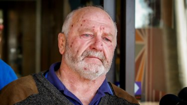Bruce AKers, who was initially charged with more than 90 animal cruelty offences.