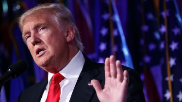 President-elect Donald Trump has confirmed the Trans-Pacific Partnership is off the table.