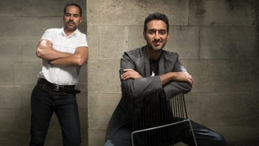 Waleed Aly challenged his viewers to pay attention to immigration policy.