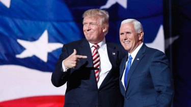 Donald Trump and Mike Pence have made their views on abortion very clear.
