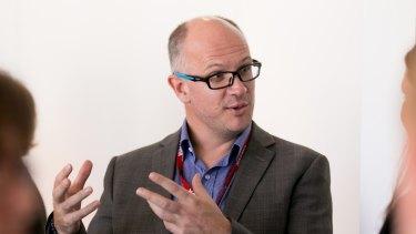 Concerned: Consumers Health Forum chief executive Adam Stankevicius.