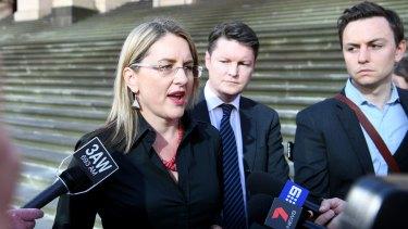 "Jacinta Allan called blocking the controversial Ormond tower a ""political stunt""."