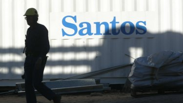 Santos has finally moved to lodge its environment impact statement for its Narrabri CSG venture.