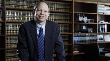 Judge Aaron Persky, who drew criticism for sentencing former Stanford University swimmer Brock Turner to only six months in jail for sexually assaulting an unconscious woman.
