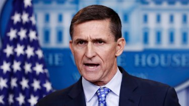 Former National Security Adviser Michael Flynn was forced to resign after multiple reports claimed he had discussed US sanctions against Russian with the country's ambassador.