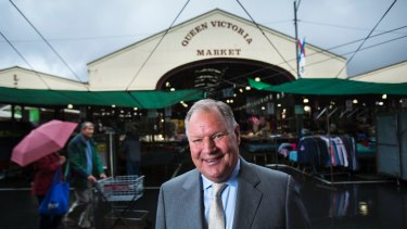 Melbourne lord mayor Robert Doyle pleaded for a respectful debate.