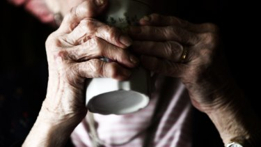 The number of people aged over 85 is expected to more than double in the next  40 years.