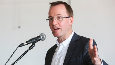 NSW MP David Shoebridge says the ACT should lead the charge in gun law reform.