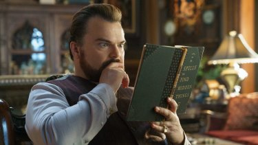 Jack Black's character, a bookish outsider, echoes his own childhood.