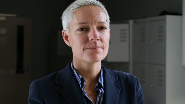 Moo Baulch, the head of Domestic Violence NSW.