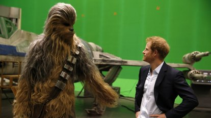Princes Harry and William join the Dark Side as stormtroopers in Star Wars episode VIII: report