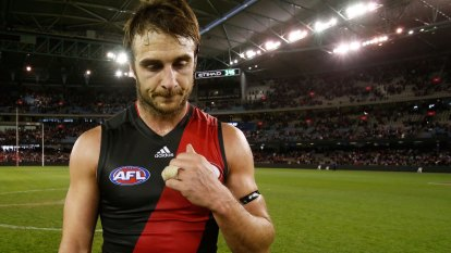 Essendon confident Jobe Watson will play again in 2017