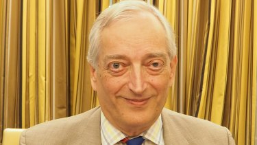 Lord Christopher Monckton believes Tony Abbott's stance on climate change led to his political downfall.
