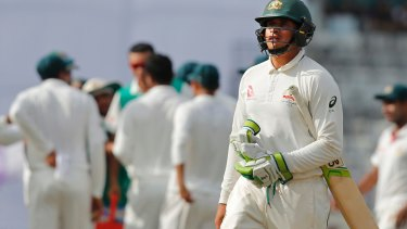Usman Khawaja's record on Australian pitches is set to secure him a berth in the opening Ashes Test.
