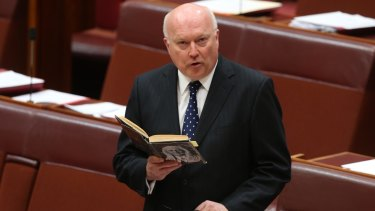 George Brandis' data retention scheme has sparked a major grassroots reaction.
