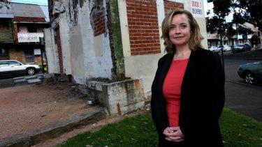 City of Sydney Labor councillor Linda Scott