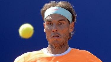 Rafael Nadal Loses In Straight Sets In Barcelona