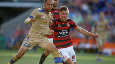Leaving Wanderland: Scott Jamieson looks set for a switch to Europe.