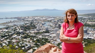 Townsville Mayor Jenny Hill says a new stadium would transform her city.