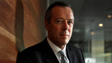 ABA chief executive Steven Munchenberg finally on the front foot