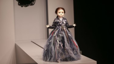 Viktor Rolf Fashion Artists Review Dutch Design Duo S Ngv Show A Strong Statement Of Artistic Intent