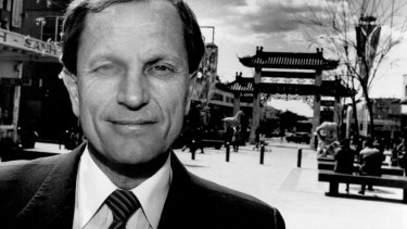 Cabramatta's John Newman shot dead in September 1994.