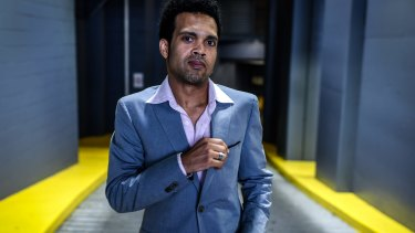 Charley Drayton, currently the drummer in Cold Chisel, and Australian singer Chrissy Amphlett's husband