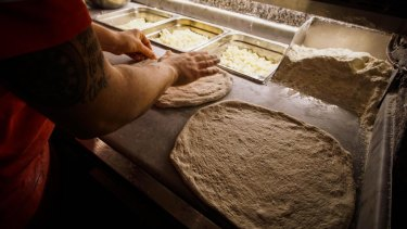 """UNESCO on Thursday added the art of the Neapolitan pizza maker to its list of """"intangible cultural heritage of humanity."""""""