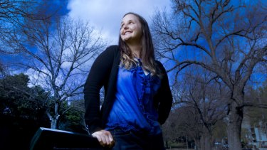 Tahlia Meredith has recovered from cervical cancer thanks to early screening.