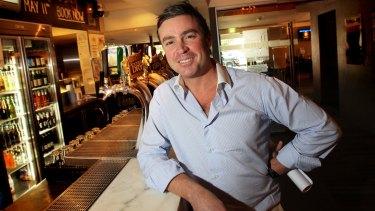 Hotelier Peter De Angelis has lodged a development application to build a pub near a public school in Casula.