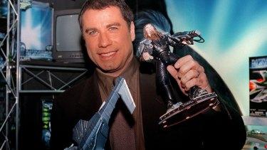 John Travolta starred in