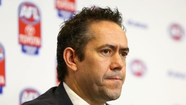 Simon Lethlean is highly regarded in AFL circles.