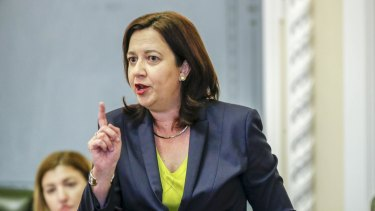 "Premier Annastacia Palaszczuk, who had been accused by the Opposition as dithering when it came to decisions, as the review first, act never, the ""know-nothing, do-nothing Premier"", managed to not only beat the LNP at their own game, she changed the game for Labor."