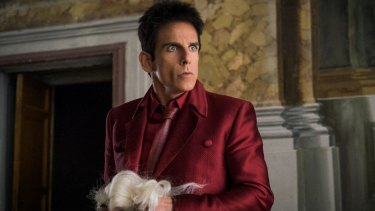 Ben Stiller's <i>Zoolander 2</i> leads Razzie nominations.