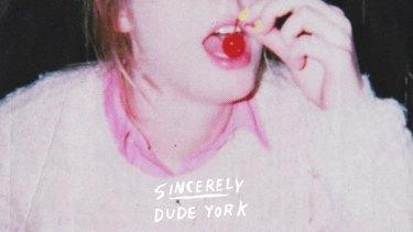Dude York (album cover)