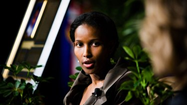 Ayaan Hirsi Ali pulled out of a planned speaking tour in Australia this week due to security concerns.