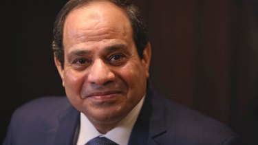 All eyes will be on Trump's meeting with Abdel-Fattah el-Sisi, Egypt's President.