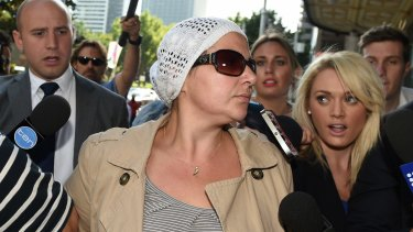 Amirah Droudis was one of the many women Man Haron Monis had intimate relationships with.