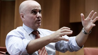 Warning: NSW Education Minister Adrian Piccoli says the Gonski school funding model could collapse.