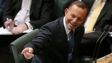 Prime Minister Tony Abbott has learned to stop worrying and love the debt bomb he once feared.