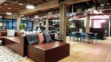 Co-sharing offices such as WeWork, are the new CBD tenants pushing down vacancy rates