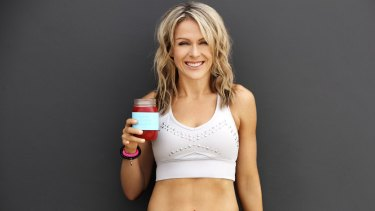 Lorna Jane Clarkson, founder of activewear brand Lorna Jane.