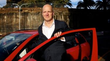 GoCatch CEO David Holmes.