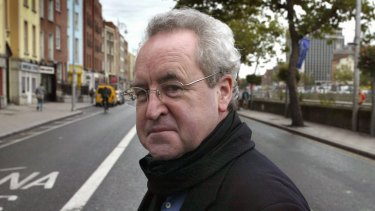 John Banville, author of <i>Mrs Osmond</i>.